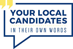 Your Local Candidates: In Their Own Words Nov. 5 2019 Kansas local election