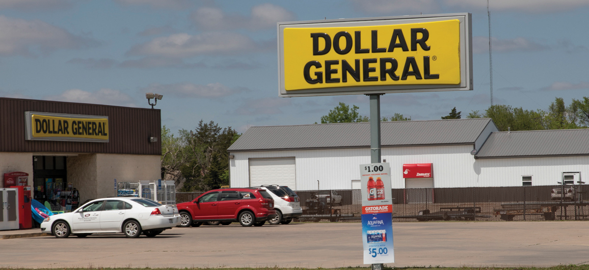 A Dollar General store in St. John is both a resource and a threat.