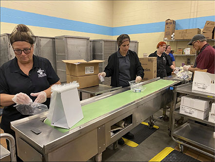 Wichita school districts are still serving school meals during COVID-19