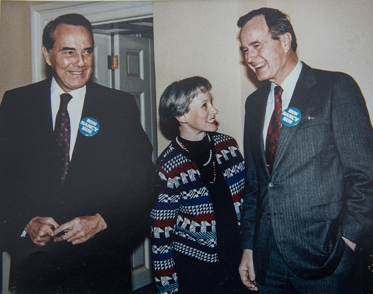 Dole Kassebaum Bush