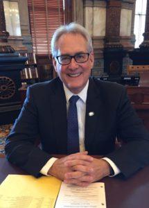 Tom Hawk Kansas Senate