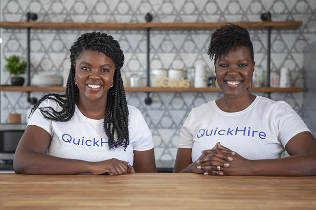 QuickHire an example of pandemic entrepreneurship